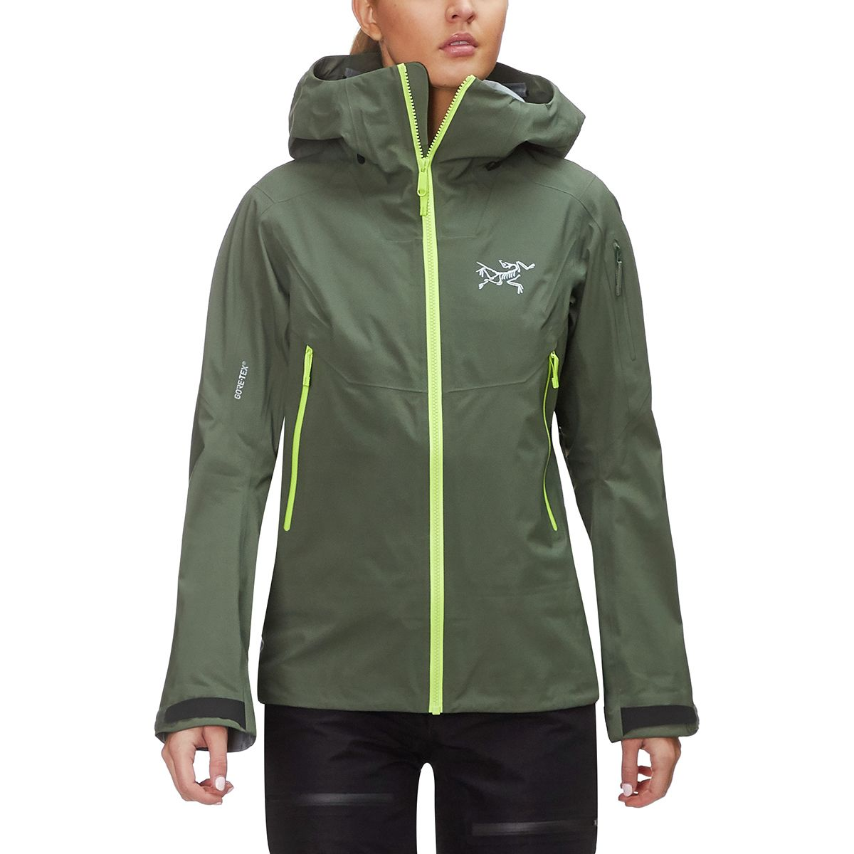 photo: Arc'teryx Sentinel Jacket waterproof jacket
