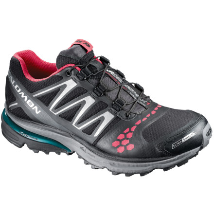 photo: Salomon Women's XR Crossmax Guidance CS trail running shoe