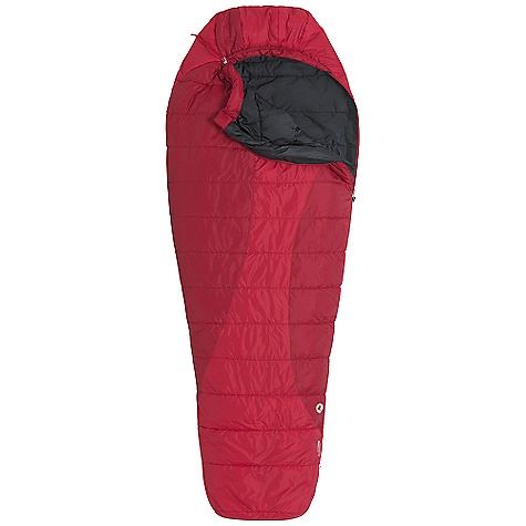 photo: Marmot Pounder warm weather synthetic sleeping bag