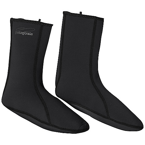 photo: Patagonia Merino Lined Neoprene Socks waterproof sock