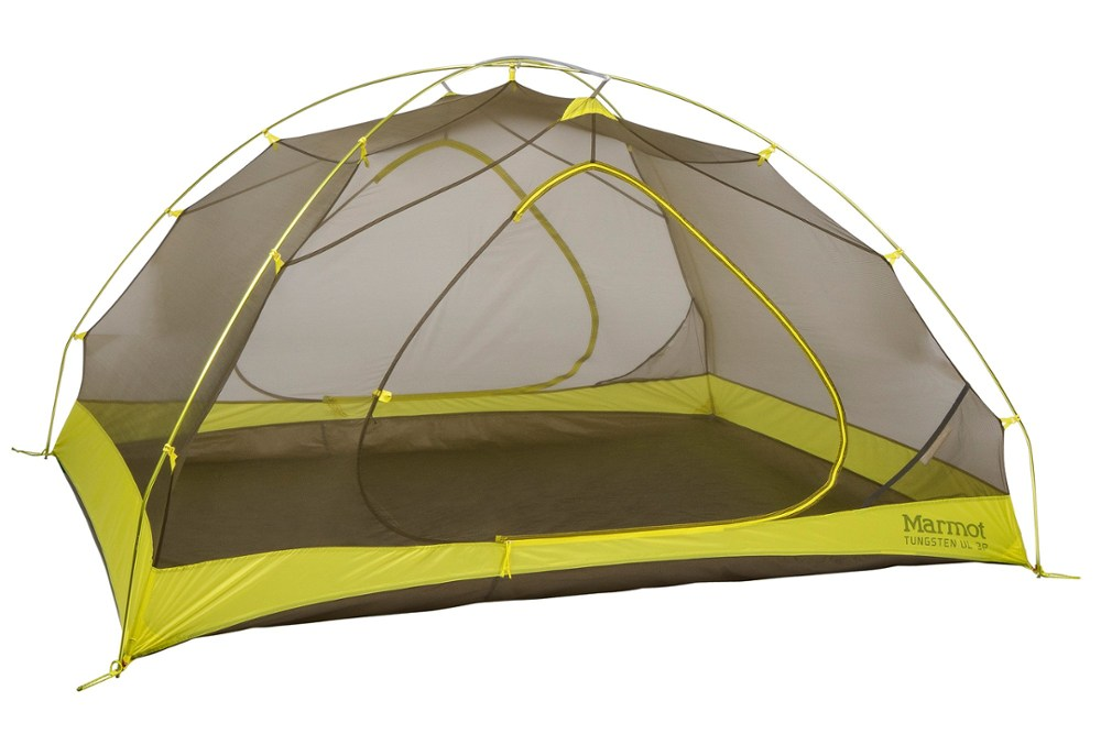 photo: Marmot Tungsten UL 3P three-season tent