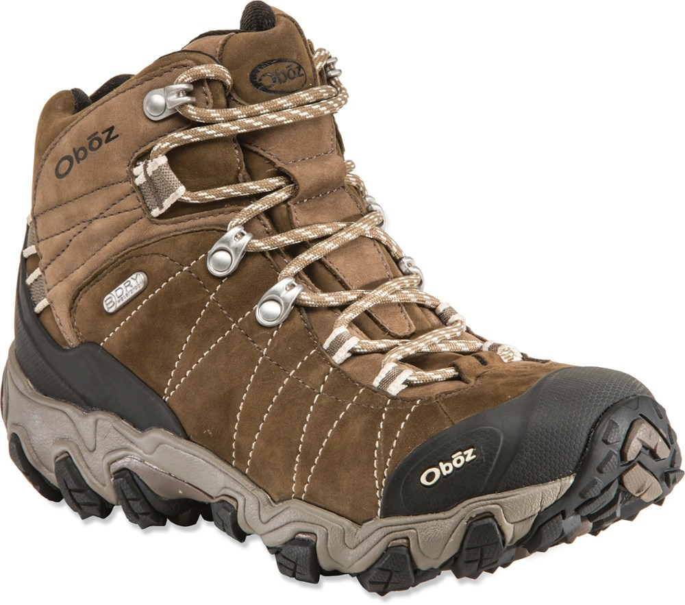 photo of a Oboz hiking boot