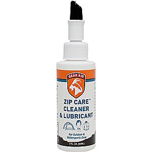 Gear Aid Zip Care Liquid Zipper Cleaner & Lubricant