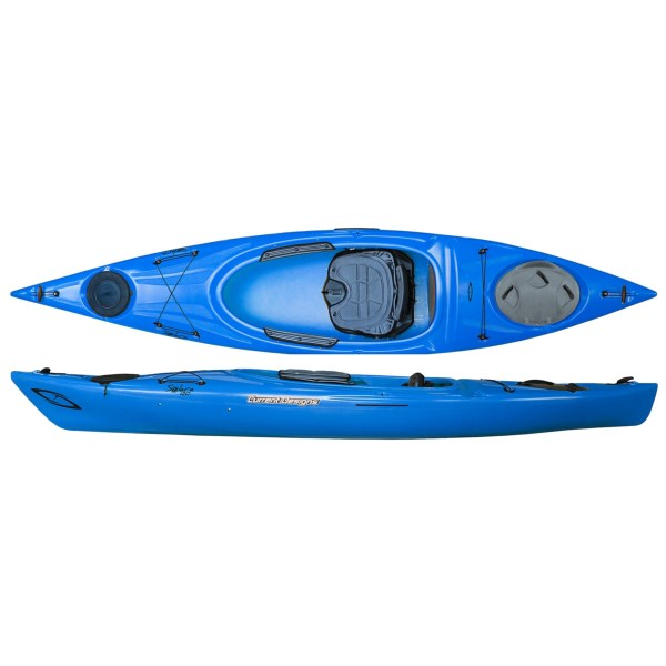 photo of a Current Designs recreational kayak
