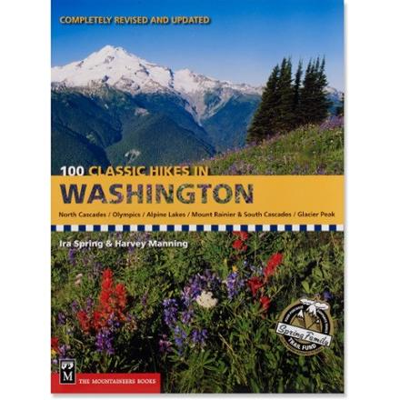 The Mountaineers Books 100 Classic Hikes of Washington