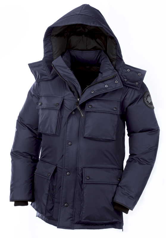 photo: Canada Goose Manitoba Jacket down insulated jacket