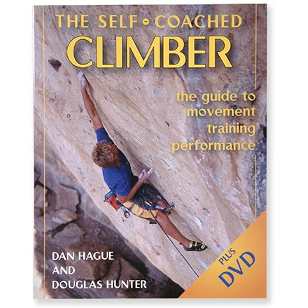 Stackpole Books The Self Coached Climber - The Guide to Movement Training Performance