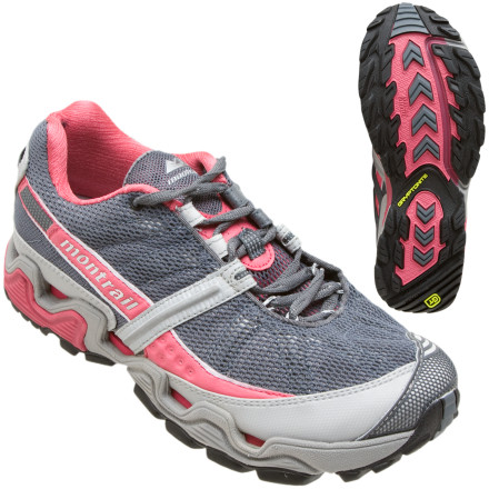 photo: Montrail Women's Wildwood TR trail running shoe