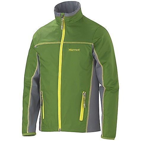 photo: Marmot Kids' Fusion Jacket wind shirt