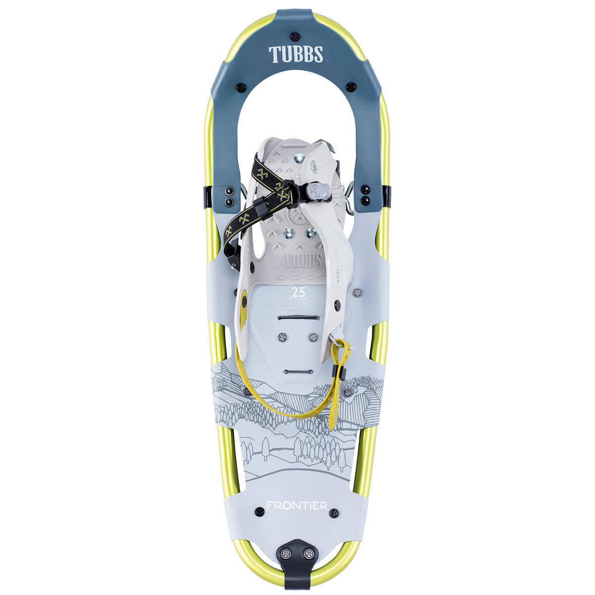 photo: Tubbs Frontier Series recreational snowshoe