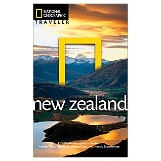 photo: National Geographic Traveler New Zealand international guidebook