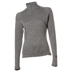 photo: 66°North Women's Basar Zip Neck base layer top