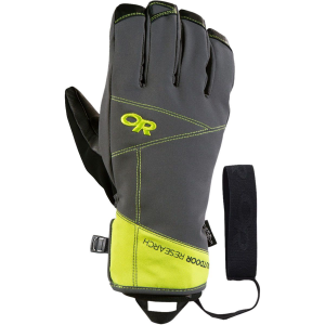 photo: Outdoor Research Illuminator Sensor Gloves waterproof glove/mitten