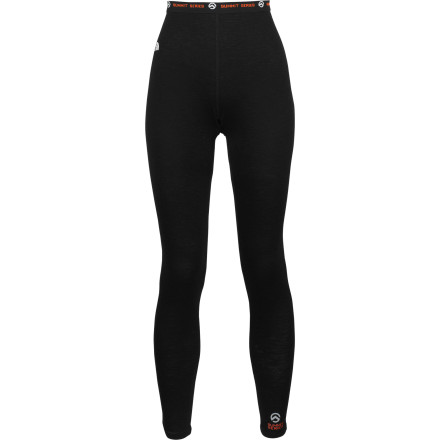 photo: The North Face Women's Stretch Softwool Pant base layer bottom