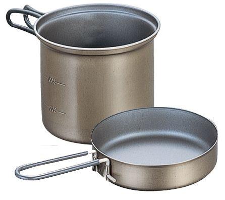 Evernew Ti Non-Stick Deep Pot