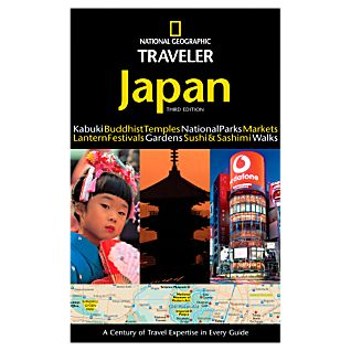 photo: National Geographic Traveler Japan international guidebook