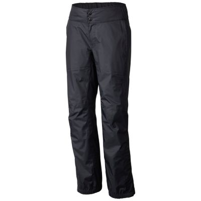 photo: Mountain Hardwear Women's Plasmic Pant waterproof pant