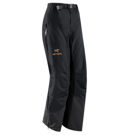 photo: Arc'teryx Women's Beta LT Pant waterproof pant