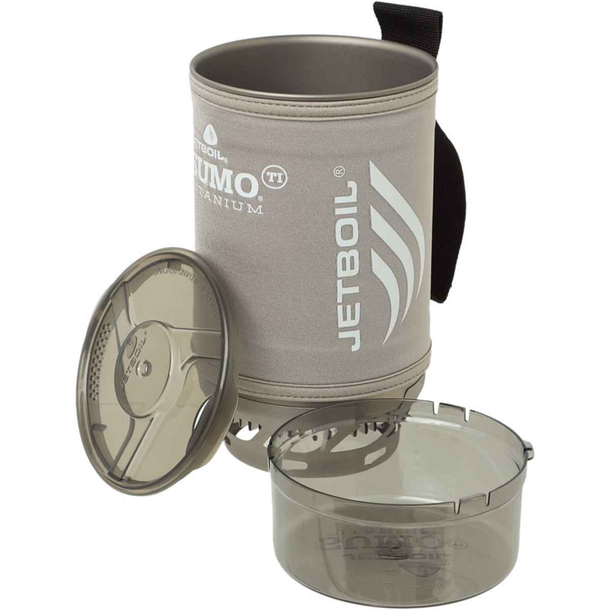 photo: Jetboil 1.8L Sumo Ti FluxRing Companion Cup pot/pan