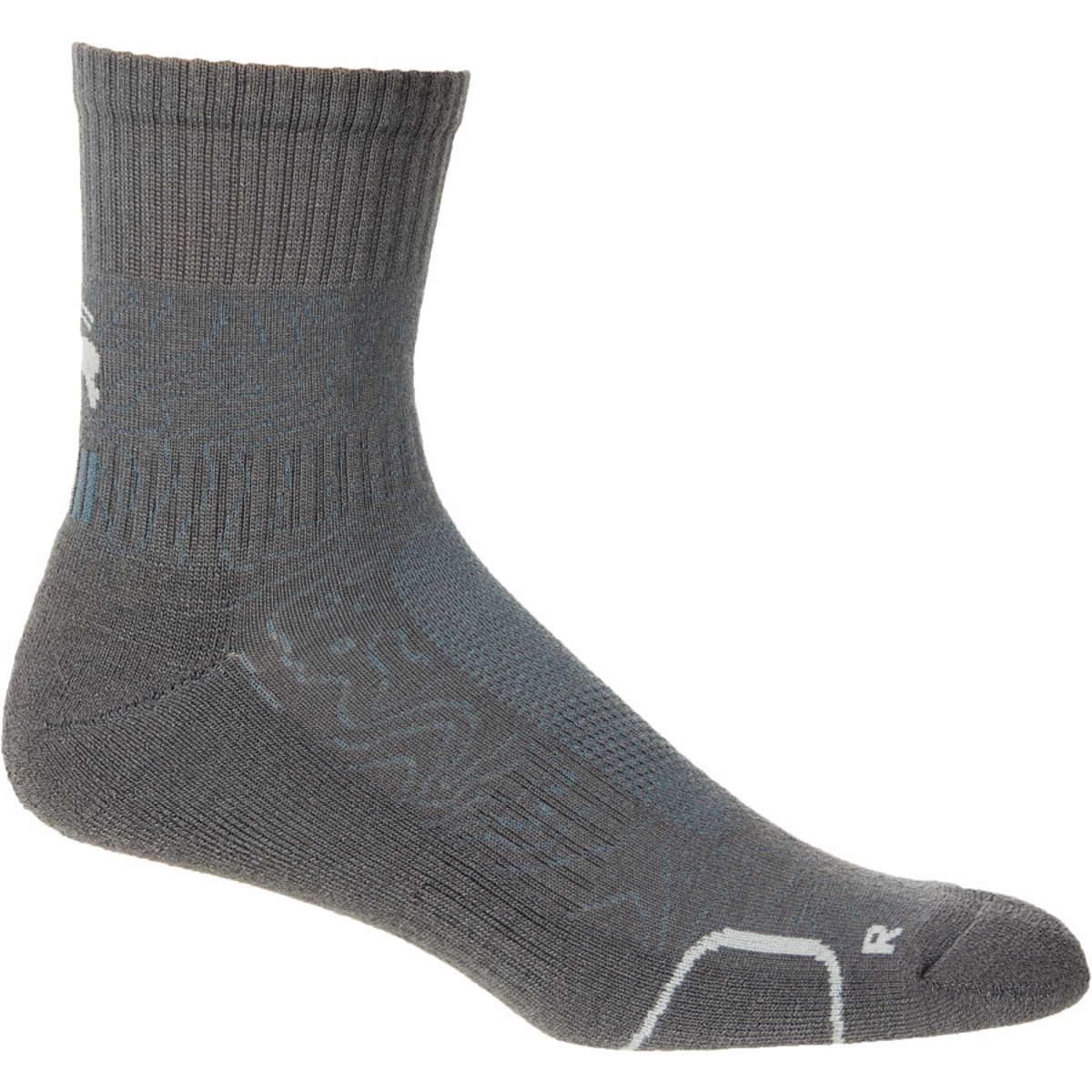 Backcountry.com Topo Merino Comp Trail Sock