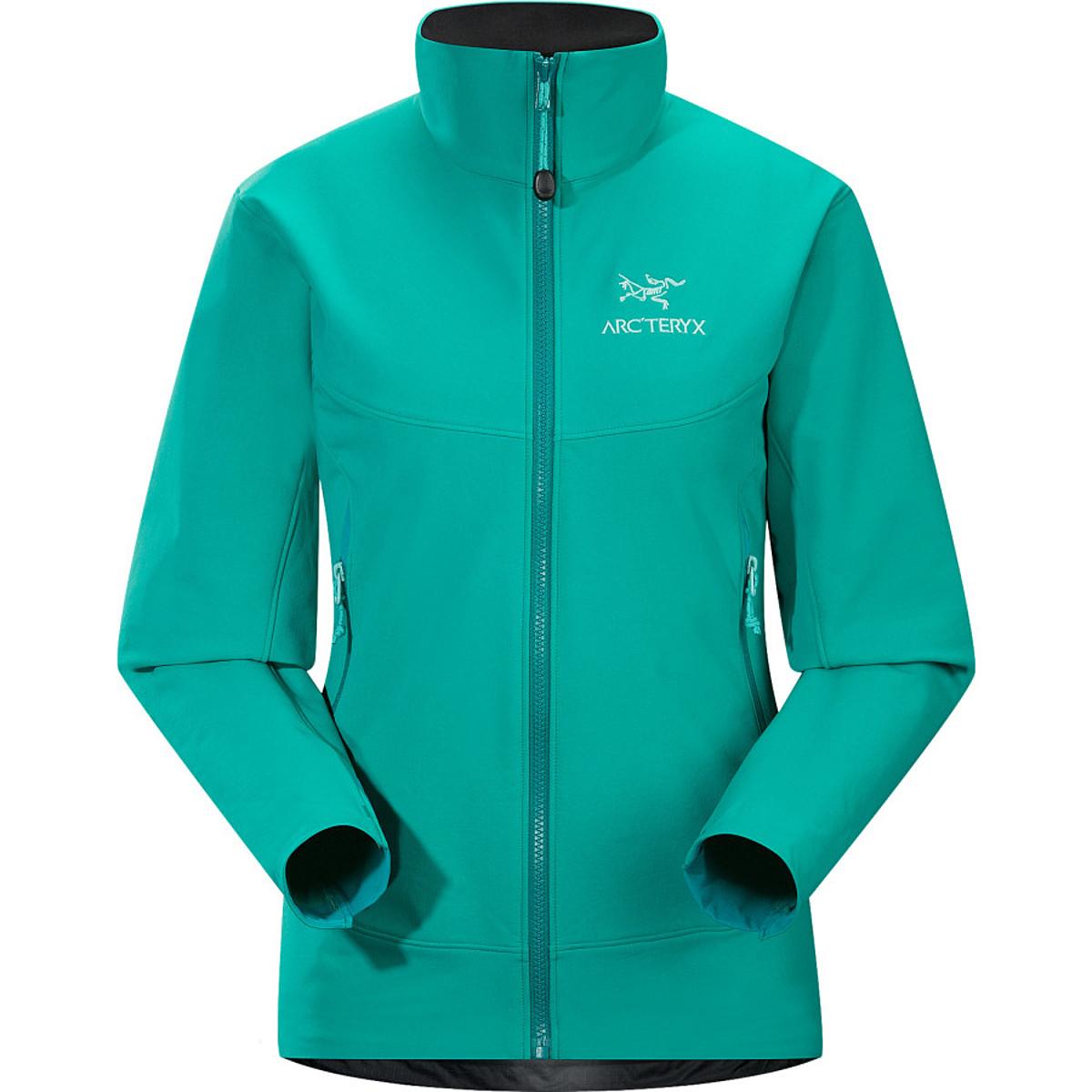 photo: Arc'teryx Women's Gamma LT Jacket soft shell jacket