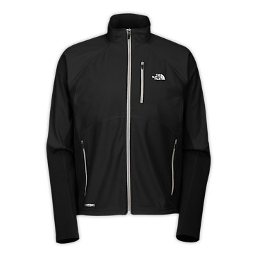 photo: The North Face Windstopper Hybrid Full Zip soft shell jacket