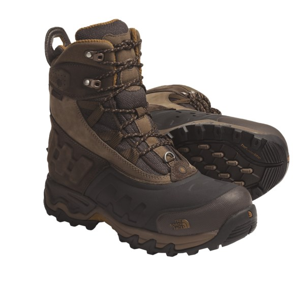 photo: The North Face Slot WP winter boot