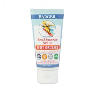 photo: Badger SPF 35 Sport Sunscreen sunscreen