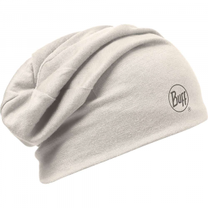Buff Merino Wool Reversible Hat
