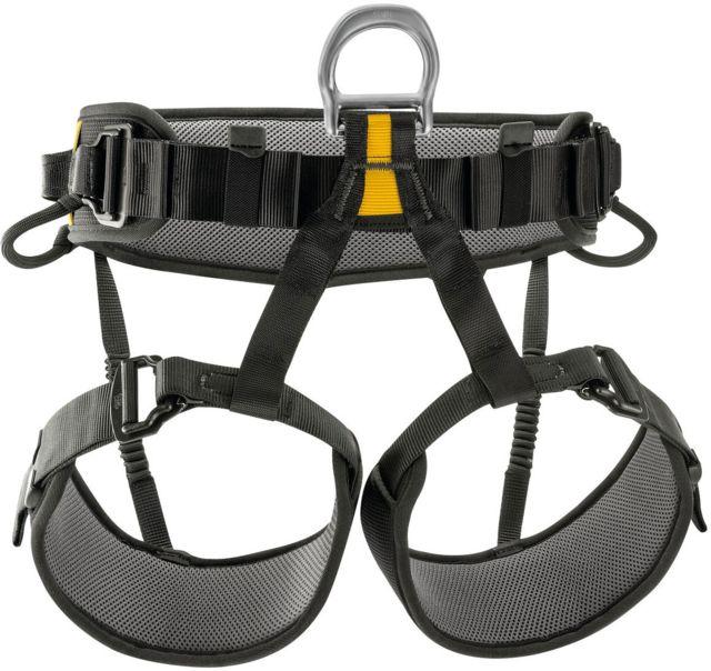 photo: Petzl Falcon sit harness
