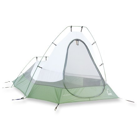 photo: Sierra Designs Clip Flashlight CD three-season tent