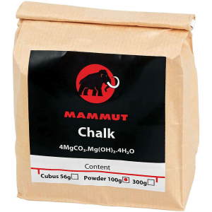 photo: Mammut Chalk Powder chalk