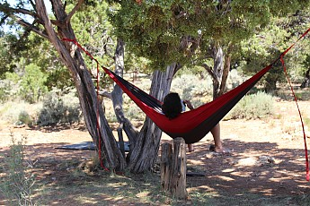 Product Review: GRAND TRUNK DOUBLE HAMMOCK