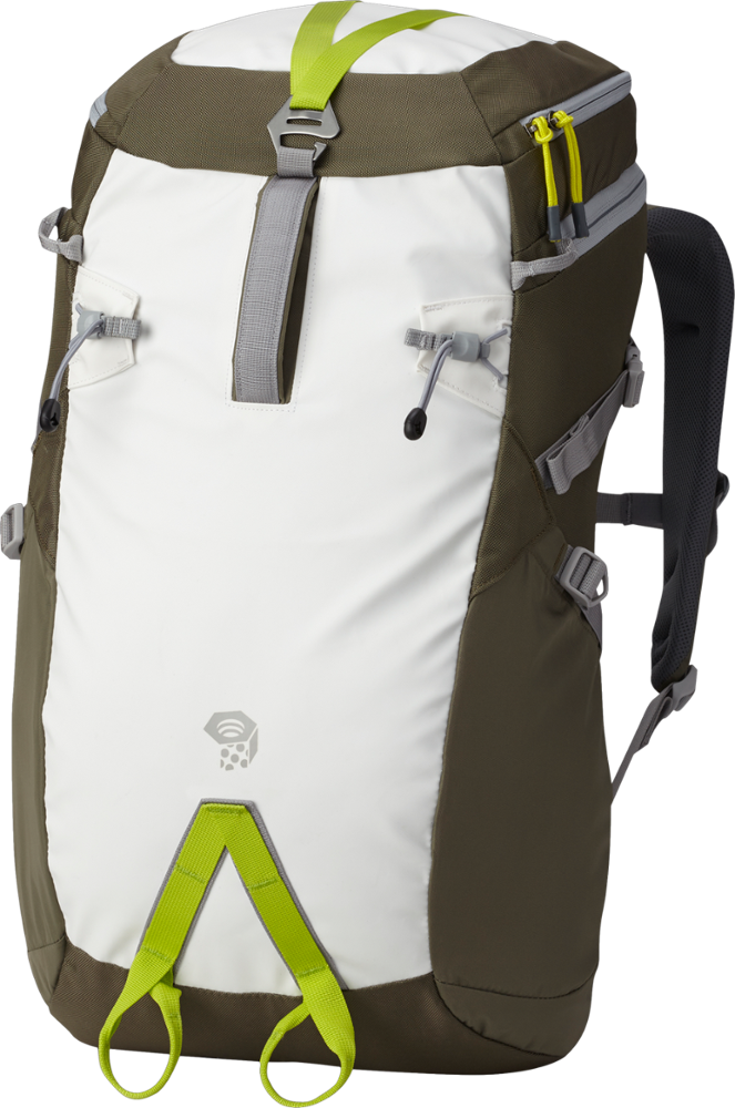 photo: Mountain Hardwear Hueco 34 overnight pack (35-49l)