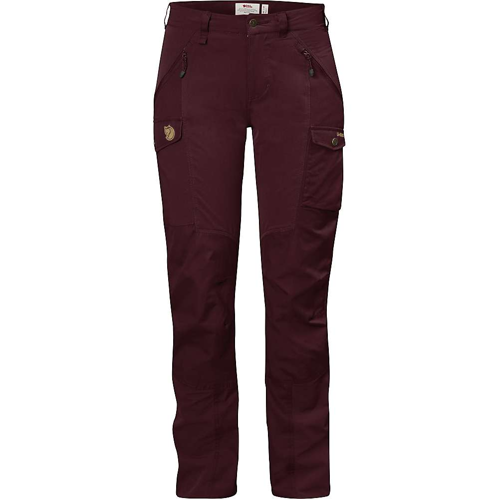 Fjallraven Nikka Trousers Curved