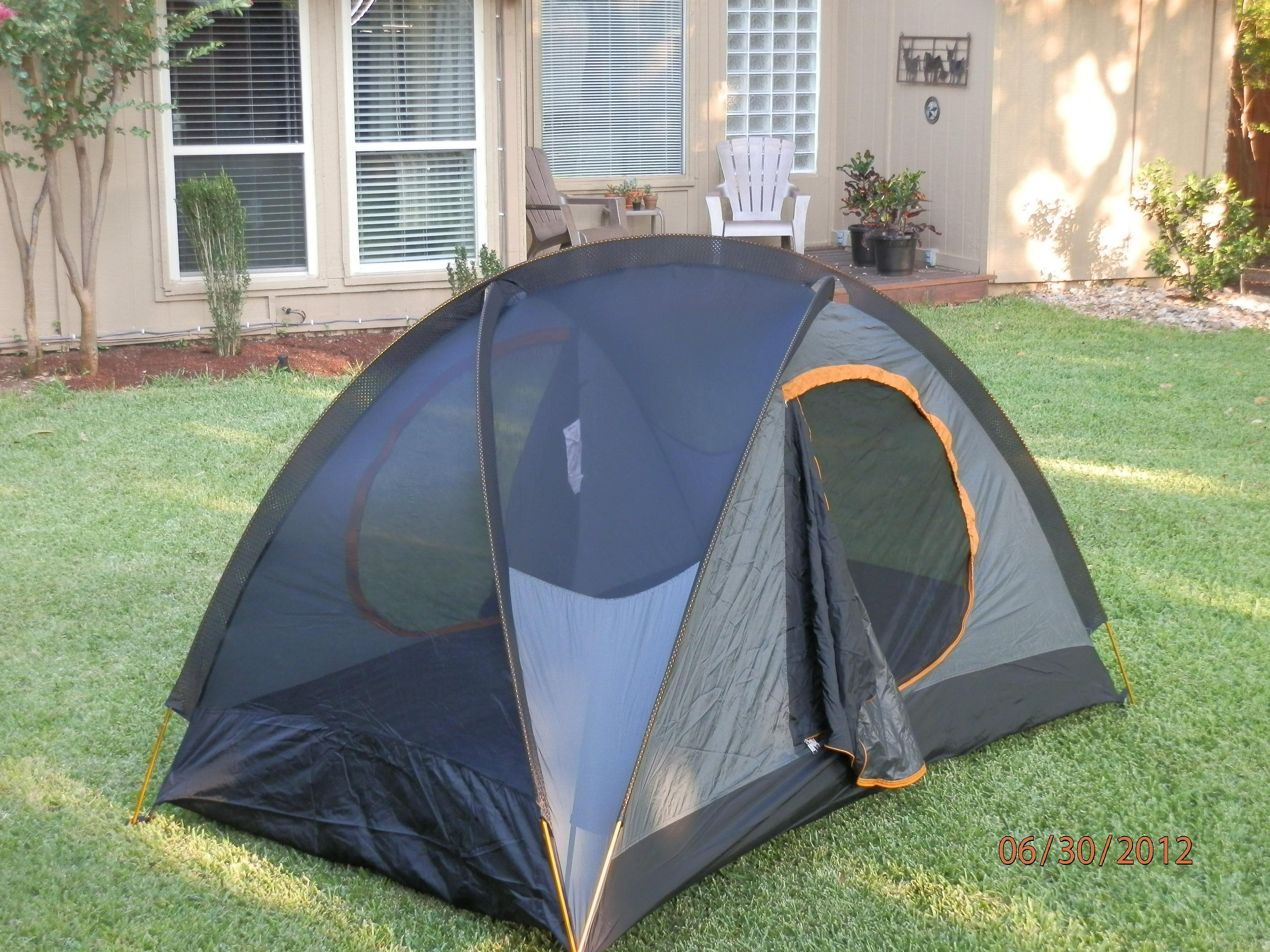 Coleman Peak 1 Talon Tent