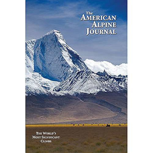 The Mountaineers Books American Alpine Journal 2007