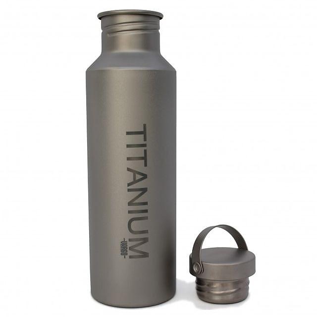 photo: Vargo Titanium Water Bottle water bottle