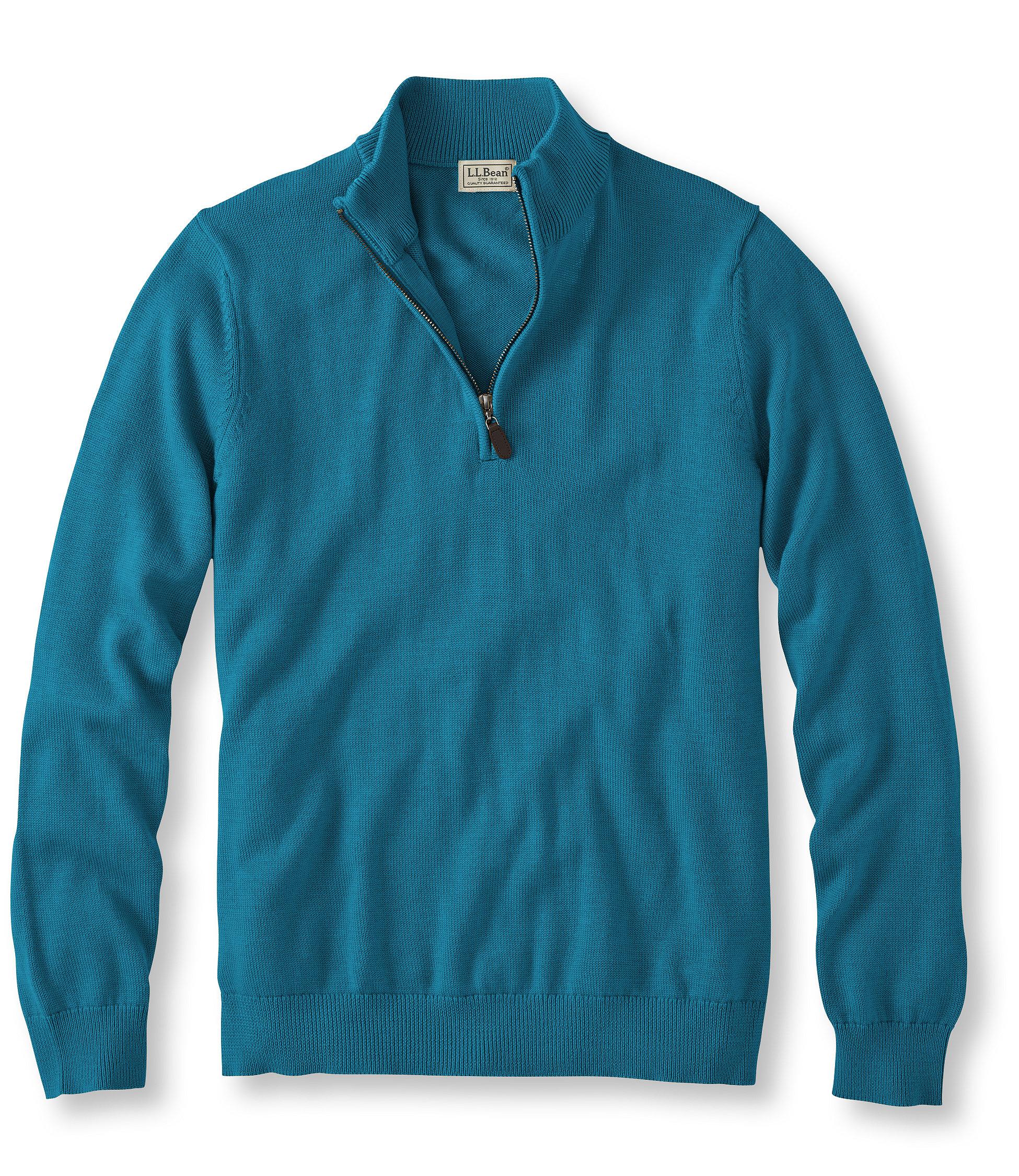 L.L.Bean Washable Merino Sweater