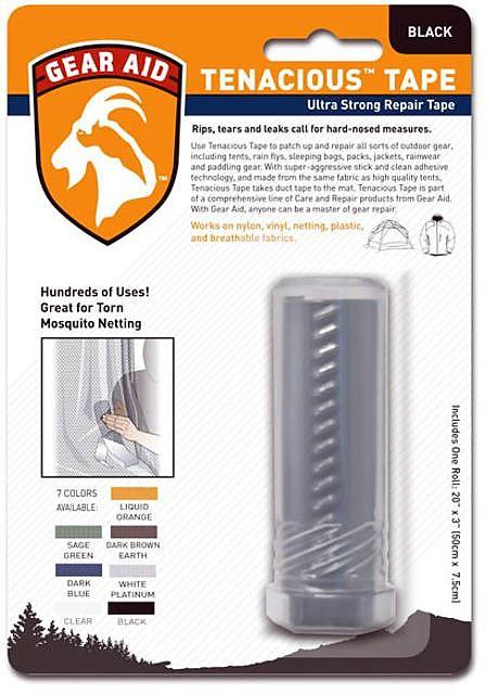 photo: Gear Aid Tenacious Tape Fabric Repair Tape patch/tape