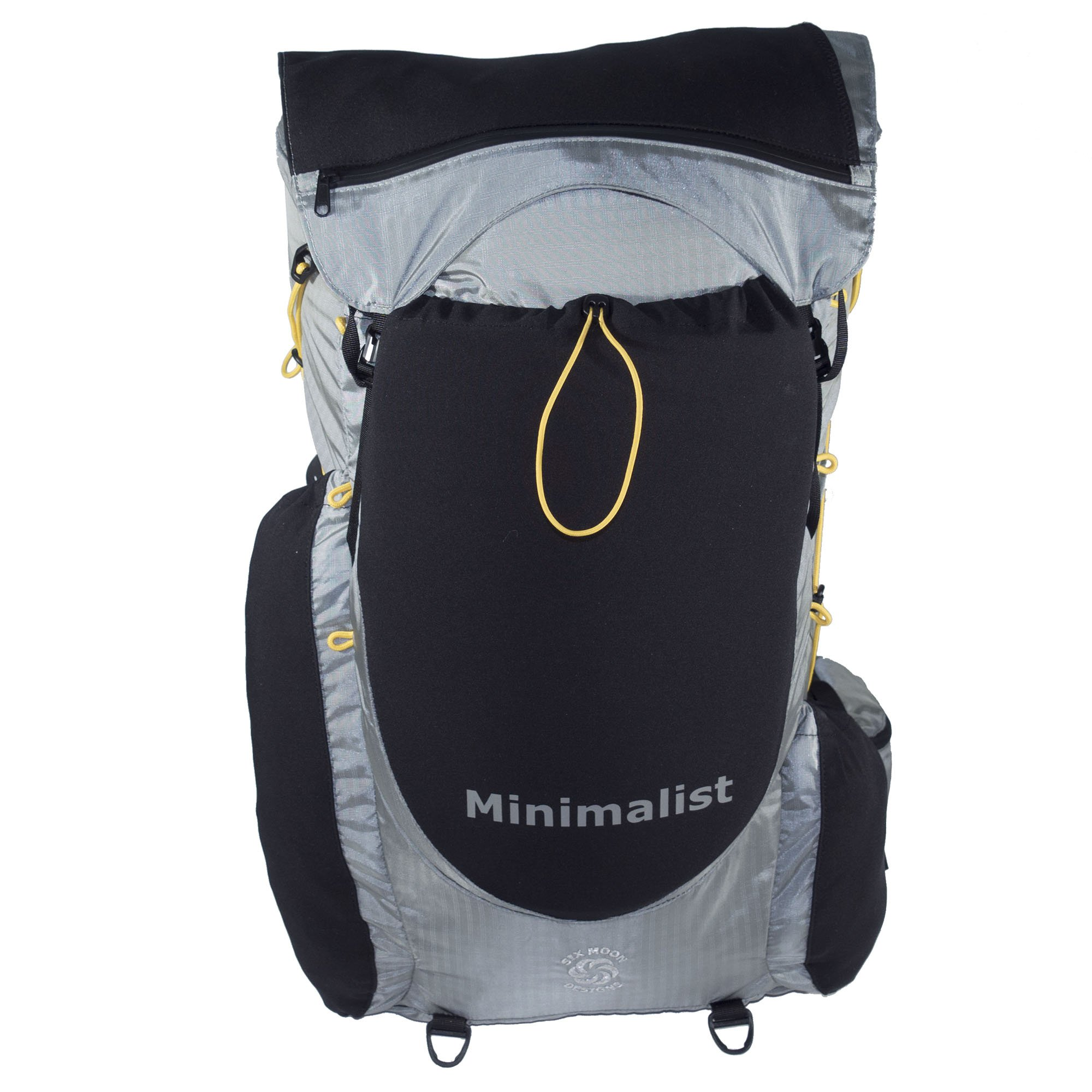 photo: Six Moon Designs Minimalist weekend pack (50-69l)