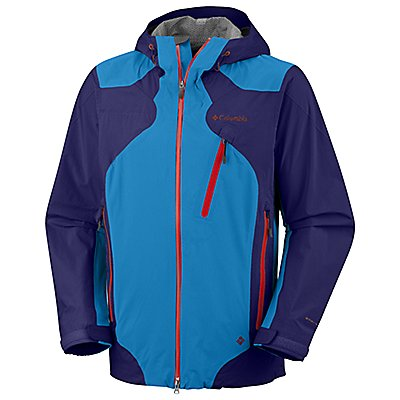 photo: Columbia Compounder Shell waterproof jacket