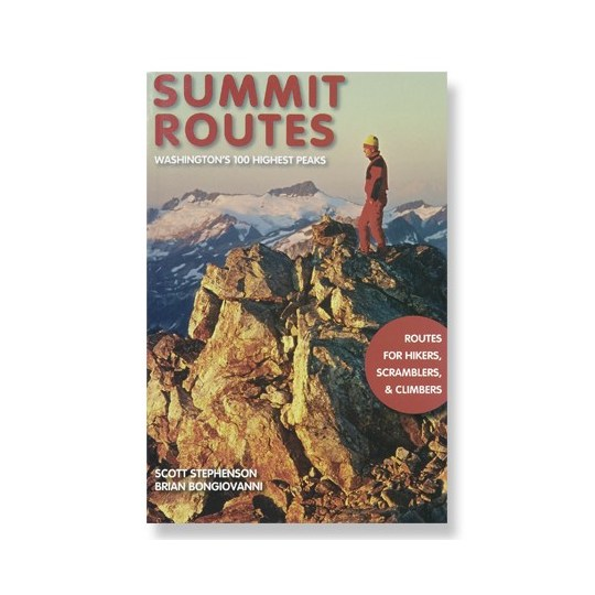 AlpenBooks Summit Routes: Washington's 100 Highest Peaks