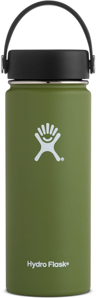 photo: Hydro Flask 18 oz Wide Mouth water bottle