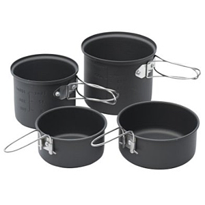 photo: Coleman Solo Cook Kit pot/pan