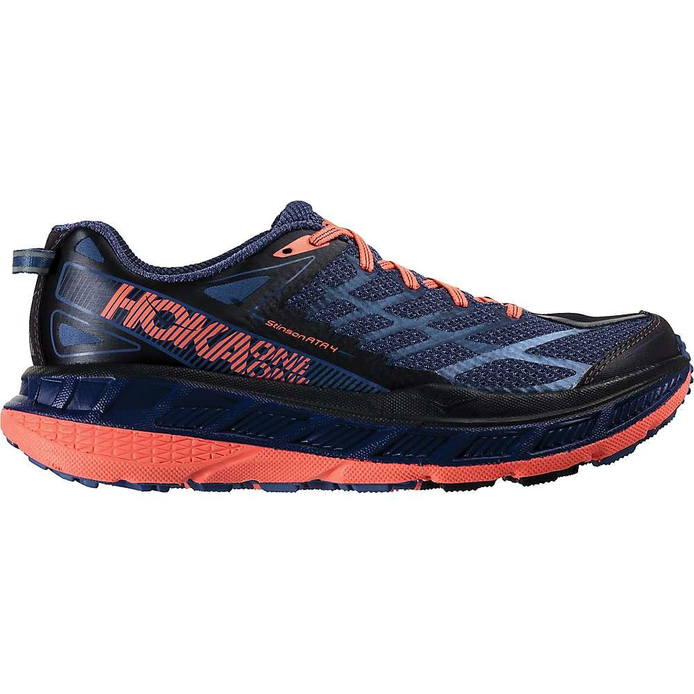 photo: Hoka Women's Stinson ATR 4 trail running shoe