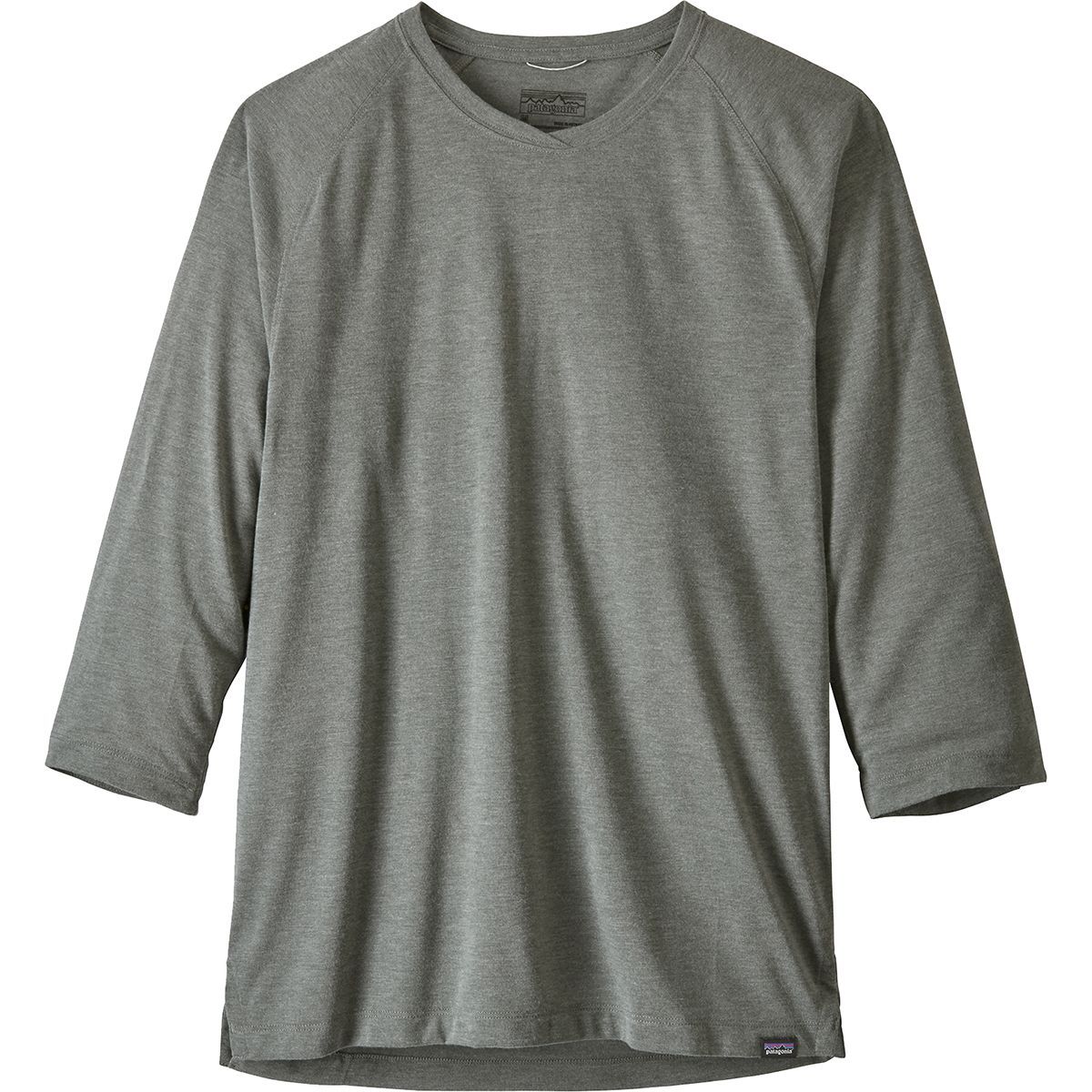 photo: Patagonia Men's Nine Trails Bike Jersey long sleeve performance top