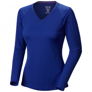 Mountain Hardwear DryHiker Tephra Long Sleeve T