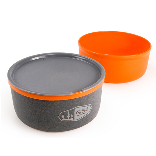 GSI Outdoors Ultralight Nesting Bowl and Mug