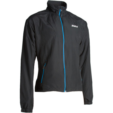 photo: Swix Cruising Jacket long sleeve performance top